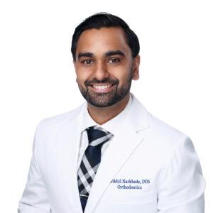 Orthodontist Nikhil Narkhede, DDS